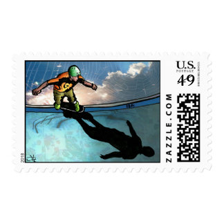 Sk8thony-jgad Postage Stamp