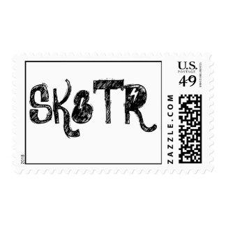 SK8TR stamp