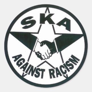 Ska Against Racism Sticker
