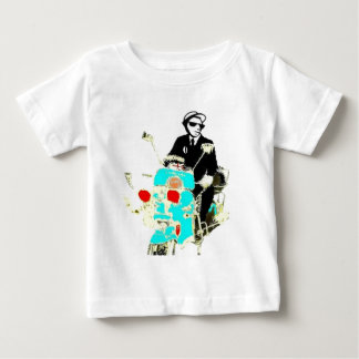 Ska On A Scoot Baby T-Shirt