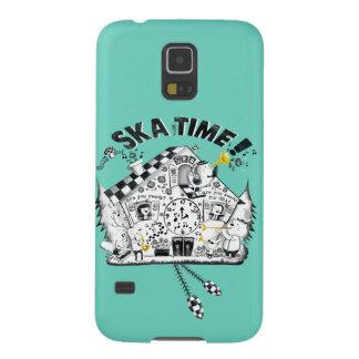 Ska Time Cuckcoo Clock Galaxy S5 Cases