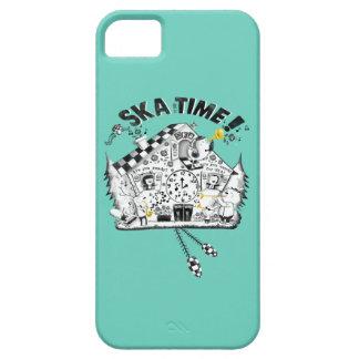 Ska Time Cuckcoo Clock iPhone SE/5/5s Case