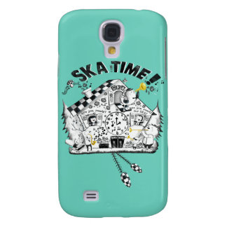Ska Time Cuckcoo Clock Samsung Galaxy S4 Case