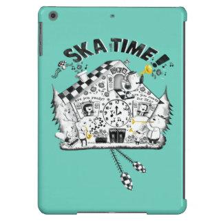Ska Time Cuckoo Clock iPad Air Case