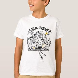 Ska Time Cuckoo Clock T-Shirt