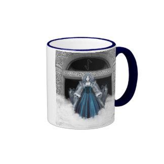 Skadi 2 color mug by Nellis Eketorp