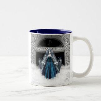 Skadi bigger standard mug by Nellis Eketorp