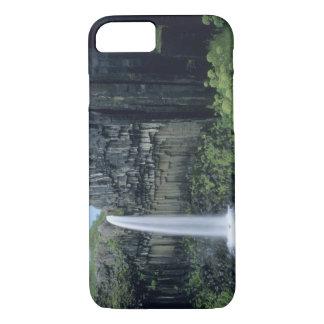 Skaftafell National Park, Svartifoss waterfall, iPhone 7 Case