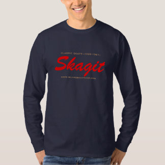 Skagit Classic Boats shirt