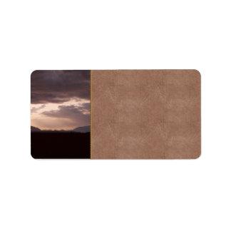 Skagit Storm Clouds Label