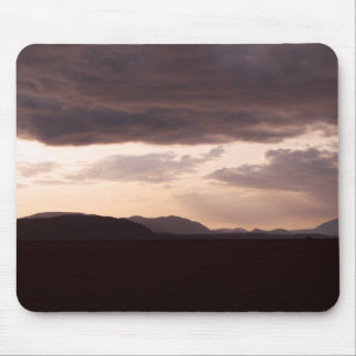 Skagit Storm Clouds Mouse Pad