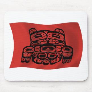 Skagit Tribe Flag Mousepad