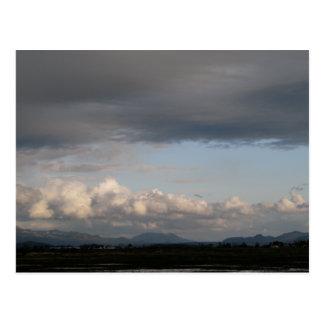 Skagit Valley View Postcard
