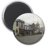 Skagway, Alaska 2 Inch Round Magnet