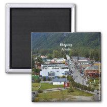 Skagway, Alaska Magnet