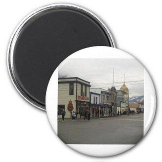 Skagway, Alaska Fridge Magnets