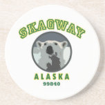Skagway Alaska Posavaso Para Bebida