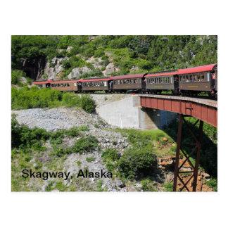 Skagway, Alaska Tarjetas Postales