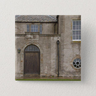 Skaill House, 17th century mansion in Orkney Button