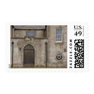 Skaill House, 17th century mansion in Orkney Stamp