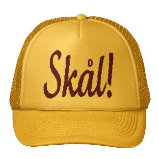¡Skal! El noruego anima el gorra
