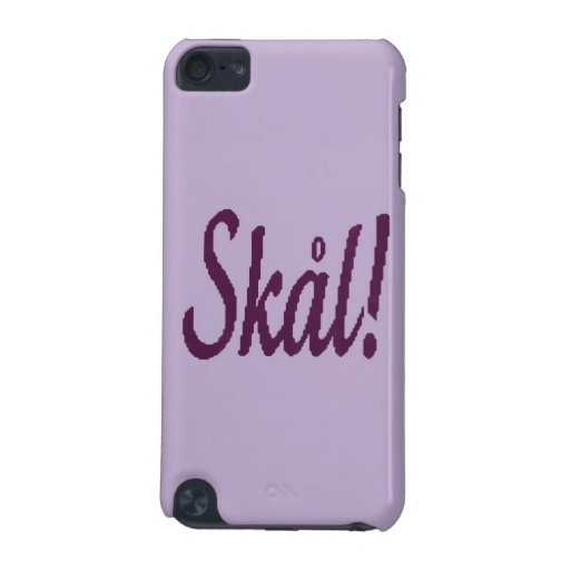 Skal! Norwegian Cheers iPod Touch 5G Cases