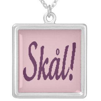 Skal! Norwegian Cheers Necklace