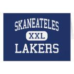Skaneateles - Lakers - altos - Skaneateles Nueva Y Tarjeton