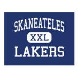 Skaneateles - Lakers - altos - Skaneateles Nueva Y Postal