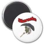 Skaraoke Fridge Magnet