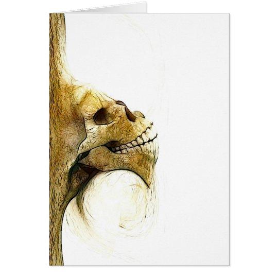 SKARY CARD