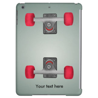 Skatboarding Trucks and Wheels Cover For iPad Air