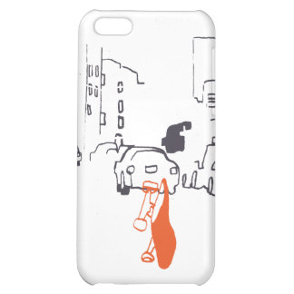 Skate1 Case For iPhone 5C