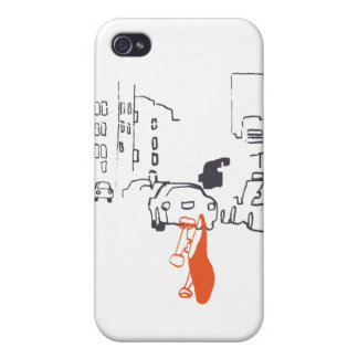 Skate1 iPhone 4 Cover