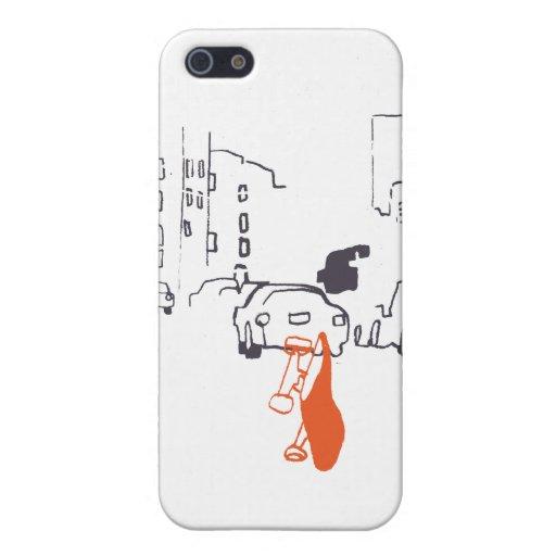 Skate1 iPhone 5 Fundas