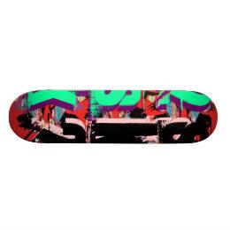 Skate 2 skateboard deck