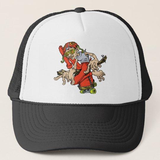 Skate 43 trucker hat