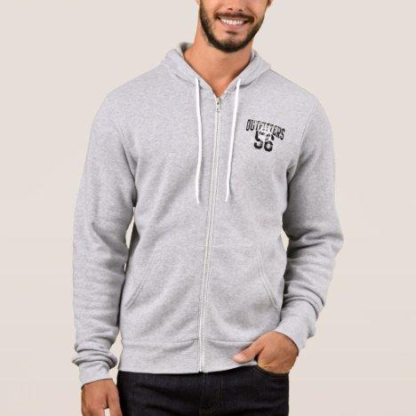 Skate academy hoodie