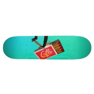 Skate and Blaze Skateboard Deck