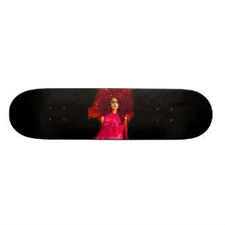 Skate and Shine Custom Skateboard