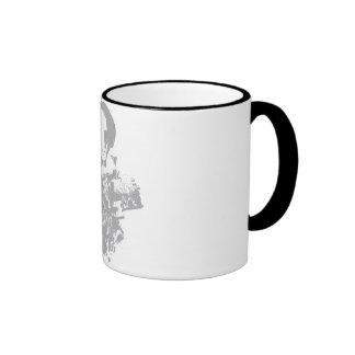 Skate Attitude Ringer Coffee Mug