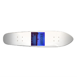 Skate board by QueenCityCreativity