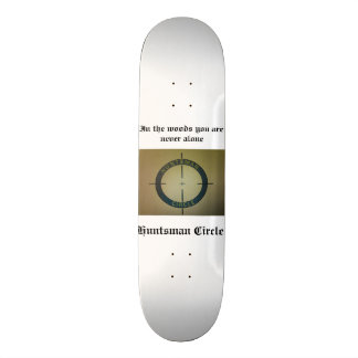 Skate Board (Huntsman Circle)