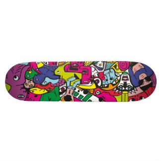 Skate board Part-Take