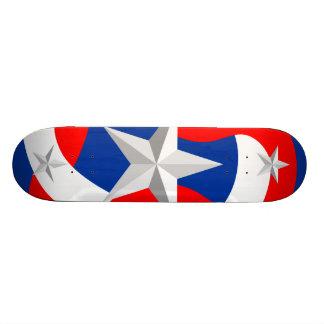 Skate Board Stars and Stripes 1