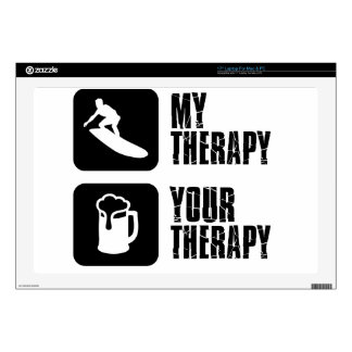 skate board therapy designs laptop decal