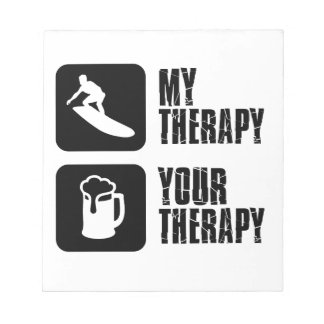 skate board therapy designs notepad