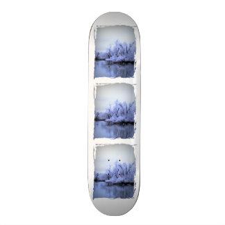 Skate Board, Willow Winter Wonderland Skateboard Deck