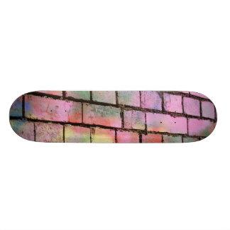 skate broad rain bow custom skate board