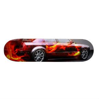 skate car skateboard deck